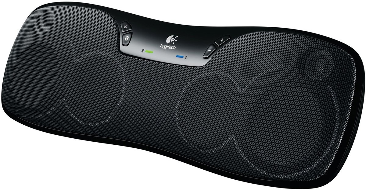 logitech wireless boombox enceintes son vid. Black Bedroom Furniture Sets. Home Design Ideas