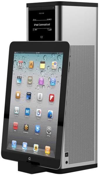 Revo K2 Stations iPad - Son-Vidéo.com