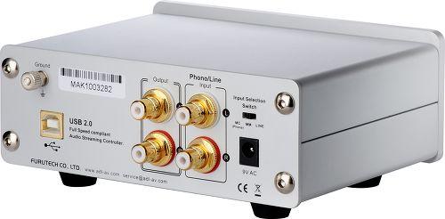 DAC USB préampli RIAA ADL GT40
