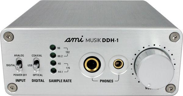AMI Musik DDH-1 Vue principale
