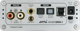 AMI Musik DDH-1 (stock B) Vue arrière