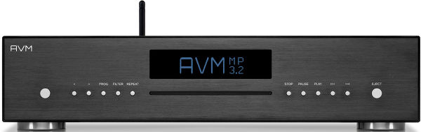 AVM EVOLUTION MP 3.2 Vue principale