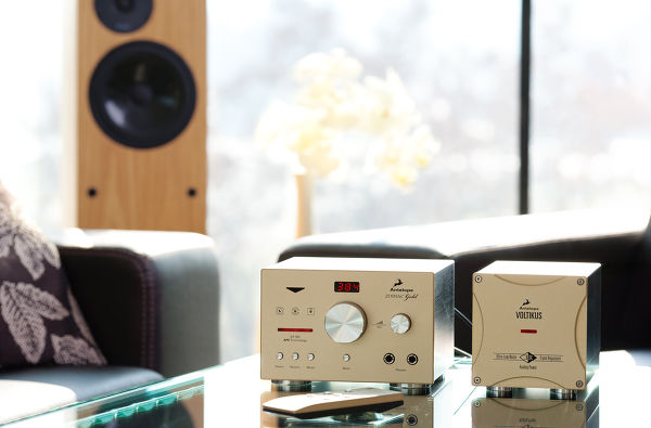 Antelope Audio Zodiac Gold 384 kHz