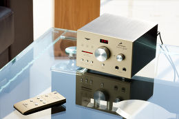 Antelope Audio Integrity Zodiac Gold DAC Mise en situation 2