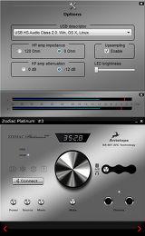 Antelope Zodiac Platinum DSD DAC Application