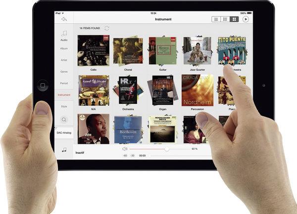 Digibit Aria iPad