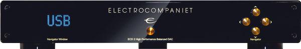 Electrocompaniet ECD 2 Vue principale