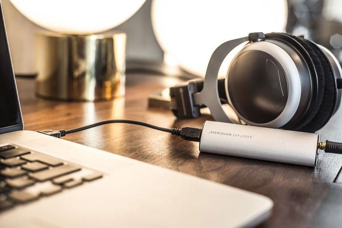 Le DAC audio Meridian Explorer 2 est compatible avec la technologie MQA.
