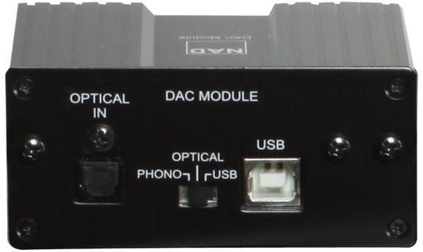 NAD MDC DAC 2.0 Vue principale