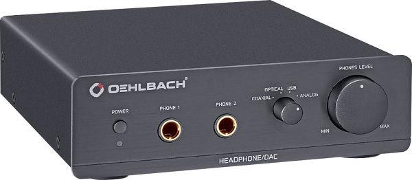Oehlbach XXL DAC Ultra Vue principale