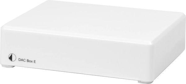 Pro-Ject Dac Box E Vue principale