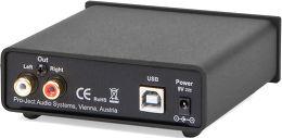 Pro-ject USB Box S + Vue arrière