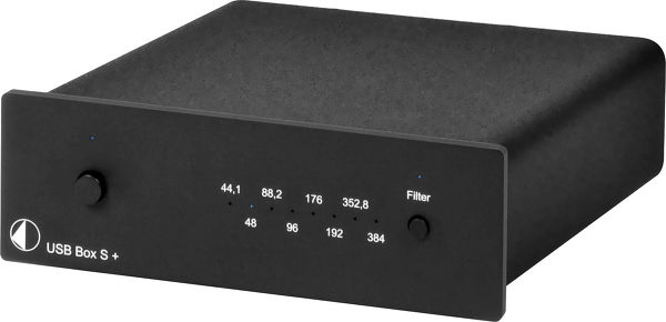 Pro-ject USB Box S + Vue principale