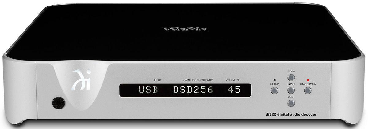 Wadia di322 DAC Audio USB