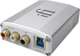 iFi Audio Nano iOne Vue 3/4 gauche