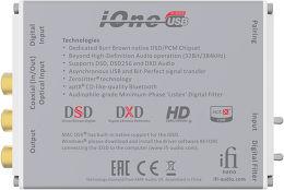 iFi Audio Nano iOne Vue dessous