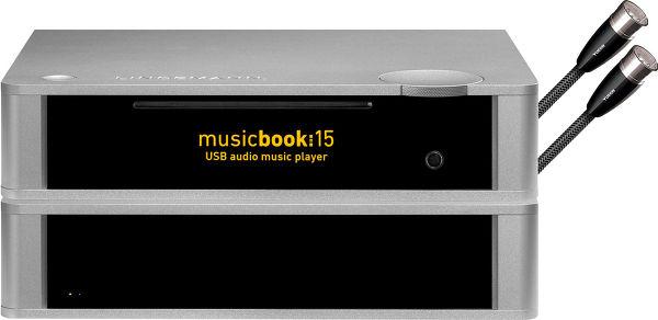 Lindemann Musicbook 15 + Musicbook-50
