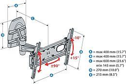 Meliconi DR-400 Vue de détail 1
