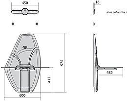 Meliconi Ghost Design 500 Vue de détail 1