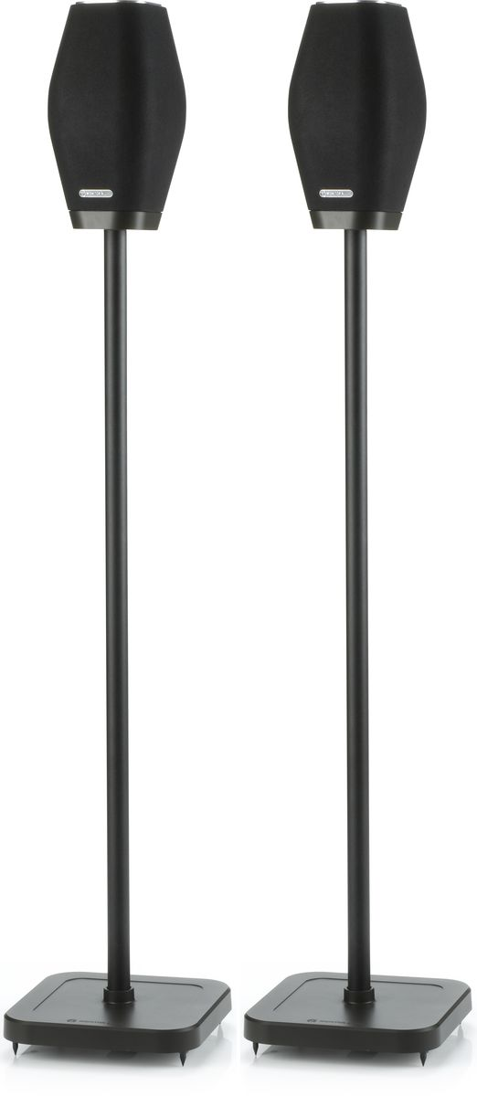 monitor audio mass stand pieds d 39 enceintes son vid. Black Bedroom Furniture Sets. Home Design Ideas