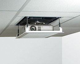 Vogel 39 s ppl 1515 supports de vid oprojecteur son vid - Support videoprojecteur faux plafond ...