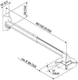 Vogel's PPS-800  Vue de détail 1