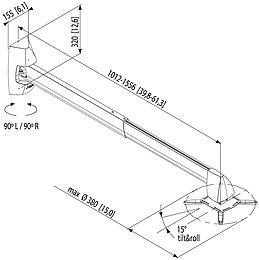 Vogels's PPS-801 Vue de détail 1