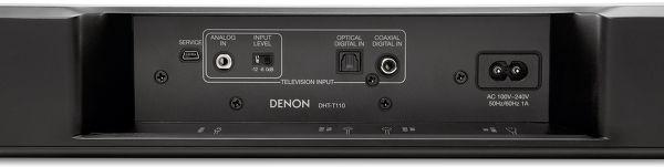 Denon DHT-T110 connectique