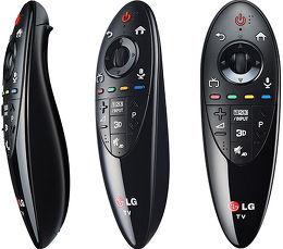 LG 49UB850V Vue Accessoire 1