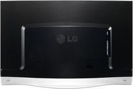 LG 55EA980V Vue arrière