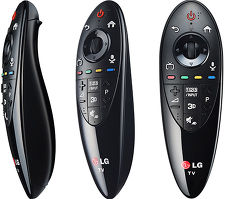 LG 65EC970V : télécommande Magic Remote