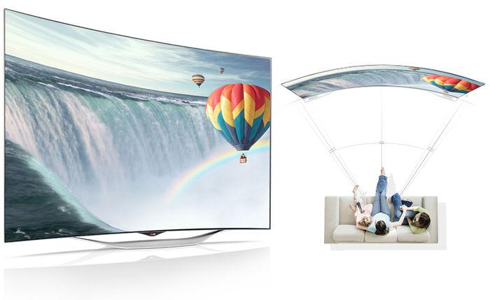 Rayons Televiseur OLED UHD K LG ECV