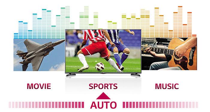 LG 65UB950V - Smart Sound