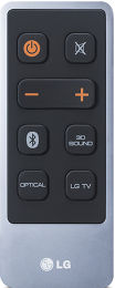 LG Soundplate LAP240 Vue Accessoire 1