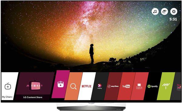 Téléviseur OLED LG OLED55B6V