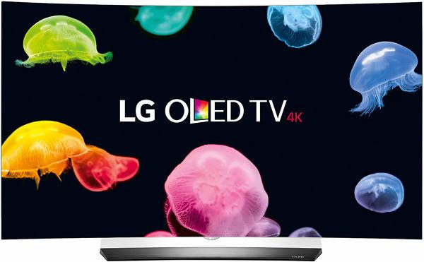 LG OLED65C6V Vue principale