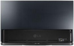 LG OLED65E6V Vue arrière