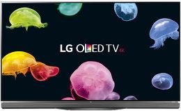 LG OLED65E6V Vue principale