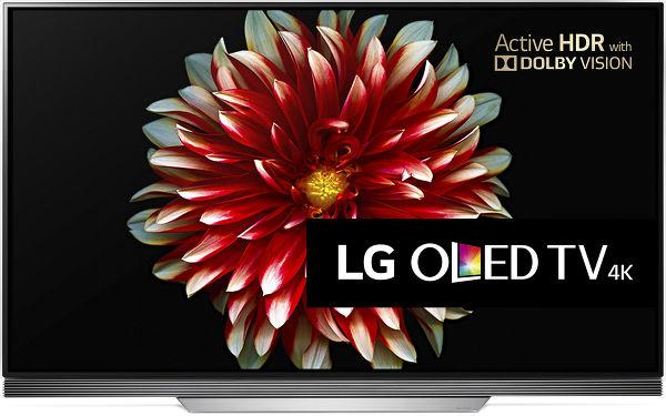 LG OLED65E7V Vue principale