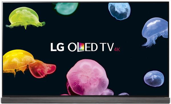LG OLED65G6V Vue principale