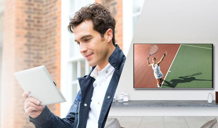 Panasonic TX-50AX800E : Smart TV connectée