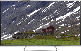 Panasonic TX-60AS650E Vue principale
