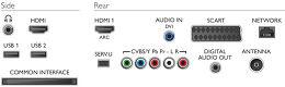 Philips 46PFL3208H Vue de détail 1
