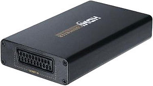 peritel vers hdmi converter. Black Bedroom Furniture Sets. Home Design Ideas