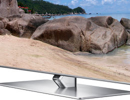 Samsung UE40F7000 Vue de détail 2