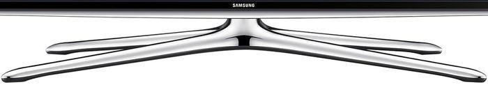 Samsung UE40H6200 - Détail pied Quad pivotant