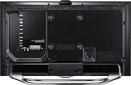 Samsung UE-46ES8000 Vue arrière