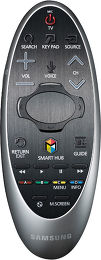 Samsung UE48H6410 Vue Accessoire 1