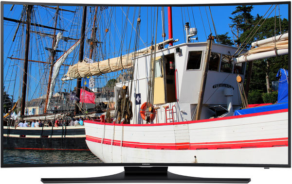 Samsung UE48H6800 Vue principale