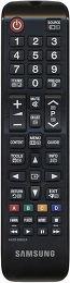 Samsung UE50HU6900 Vue Accessoire 1